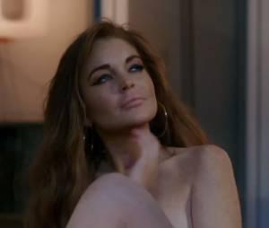 Lindsay Lohan se déshabille dans le trailer de The Canyons