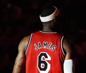 LeBron James change de carrière et se met au rap