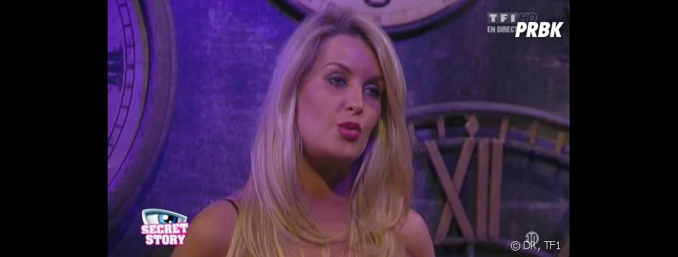 Secret Story 7 : Sonja balance sur le comportement de Florine.