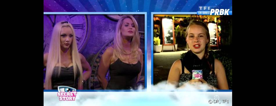 Secret Story 7 : le public a donné son avis sur la brouille entre Sonja et Florine.