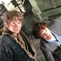 The Hobbit 2 : fin de tournage pour Martin Freeman, Peter Jackson l'encense