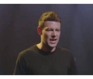 Cory Monteith chante The Scientist dans la saison 4 de Glee