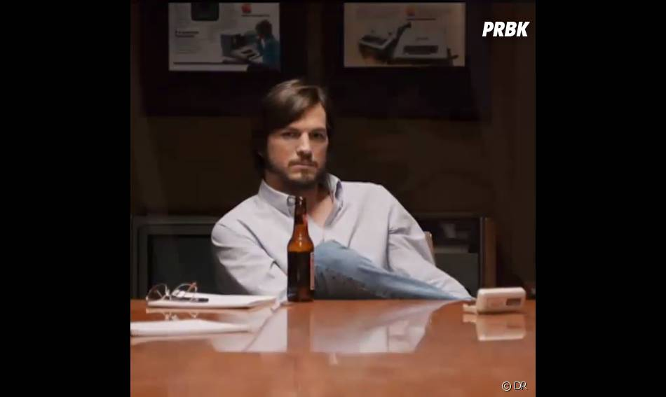 jOBS : Ashton Kutcher dans la peau de Steve Jobs