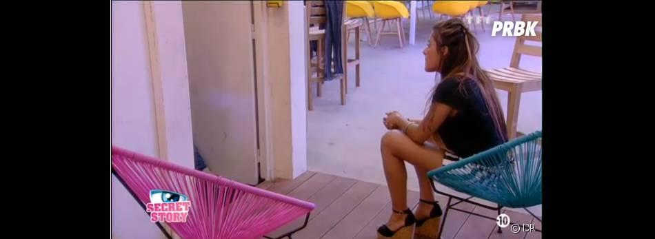 Secret Story 7 : Anaïs ne supporte pas d'avoir été bernée par Gautier et Clara