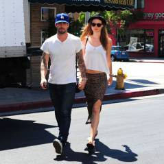 Adam Levine : fiancé à son ex Behati Prinsloo