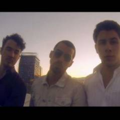 Jonas Brothers : First Time, le clip en mode fiesta à Las Vegas