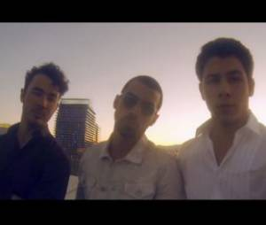 First Time, le clip des Jonas Brothers
