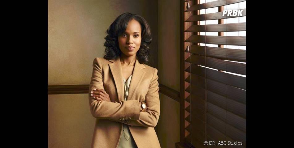 Emmy Awards 2013 : Kerry Washington nommée pour Scandal