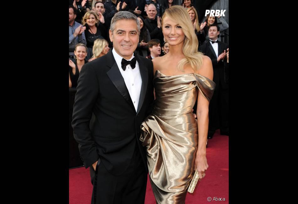 George Clooney et Stacy Kleiber, officiellement séparés depuis juillet 2013