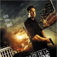 La chute de la maison blanche le 24 juillet en DVD