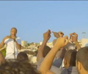 Psy 4 de la Rime : le collectif marseillais donne un concert dans une cité