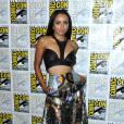 Vampire Diaries : Kat Graham fait sensation dans une tenue rebelle et dénudée au Comic Con 2013
