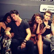 Vampire Diaries : Nina Dobrev, Ian Somerhalder... les photos du Comic Con 2013