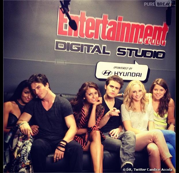 Vampire Diaries : les acteurs au Comic Con 2013
