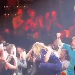 Beyoncé : un fan Crazy In Love s'évanouit après un câlin avec la chanteuse