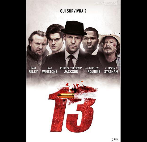 """""""13"""", l'affiche"""
