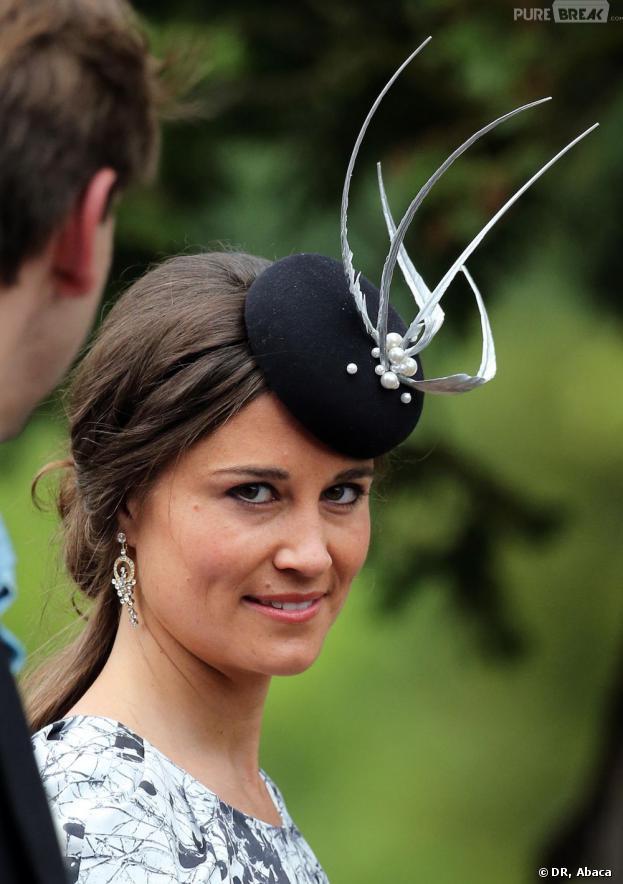 Pippa Middleton adore déjà son neveu, le prince George