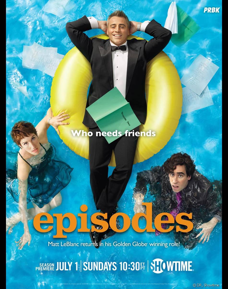 Episodes saison 3lancée le 12 janvier 2014