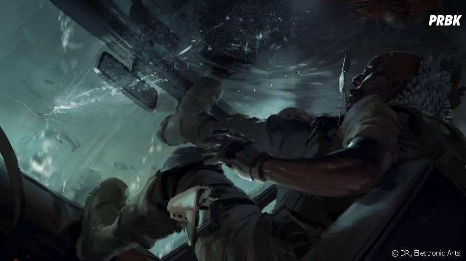 Battlefield 4 utilise le moteur Frostbite 3