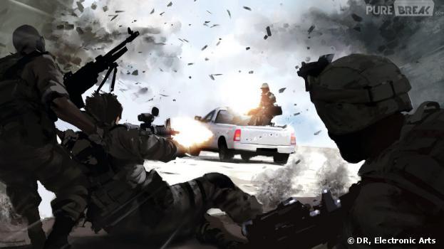 Battlefield 4 sort le 29 octobre