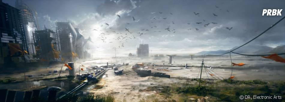 Battlefield 4 : des décors grandioses sur PS3, Xbox 360 et PC