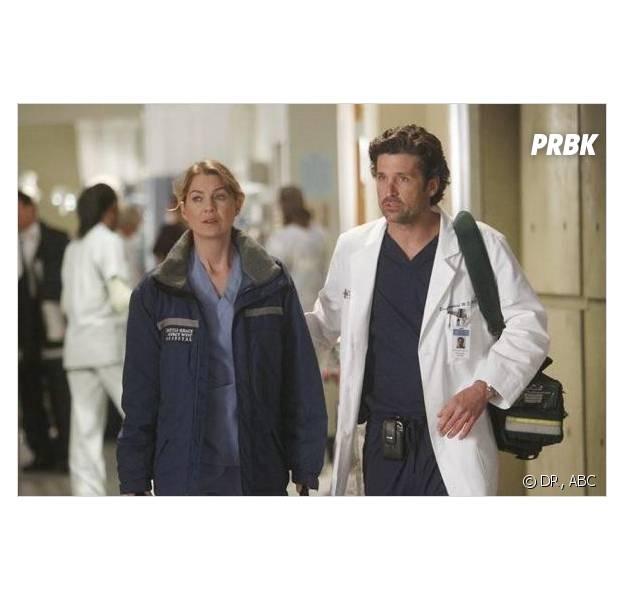 Grey's Anatomy : une saison 11 sans Meredith et Derek ?