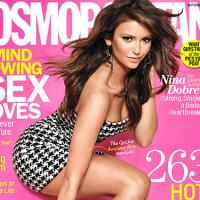 Nina Dobrev sexy en Une de Cosmopolitan : l'ex de Ian Somerhalder dévoile son homme idéal