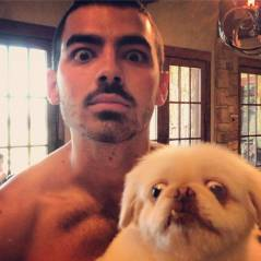Joe Jonas torse nu sur Instagram... pour concurrencer son frère Nick ?