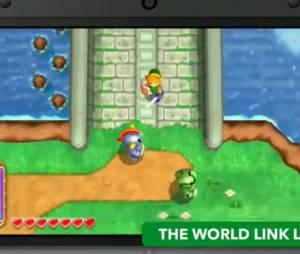 Zelda A link Between Worlds : du gameplay sur 3DS