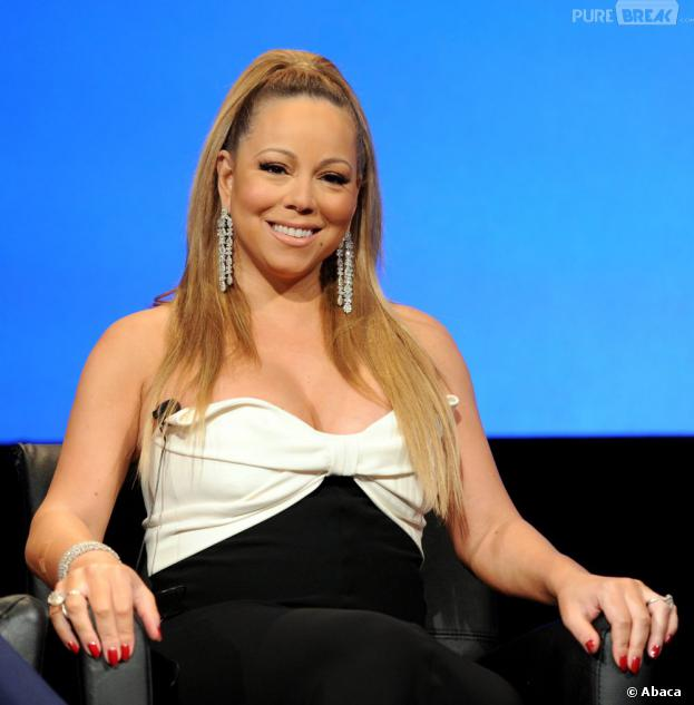 mariah carey bient t l 39 affiche du film le majordome. Black Bedroom Furniture Sets. Home Design Ideas
