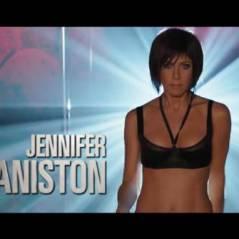 """Jennifer Aniston : """"J'ai une barre de pole dance à la maison"""""""