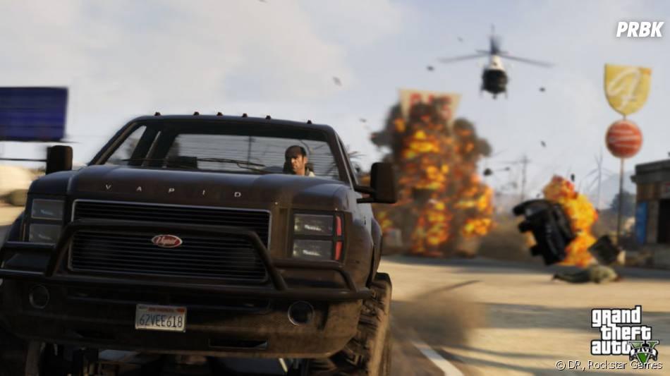 GTA 5 débarquera le 17 septembre 2013 sur Xbox 360 et PS3