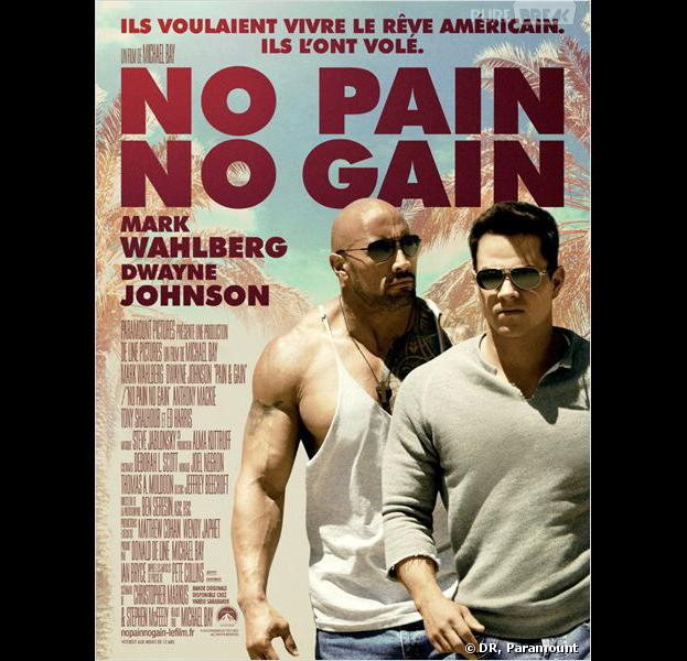 """No Pain No Gain"", l'affiche"