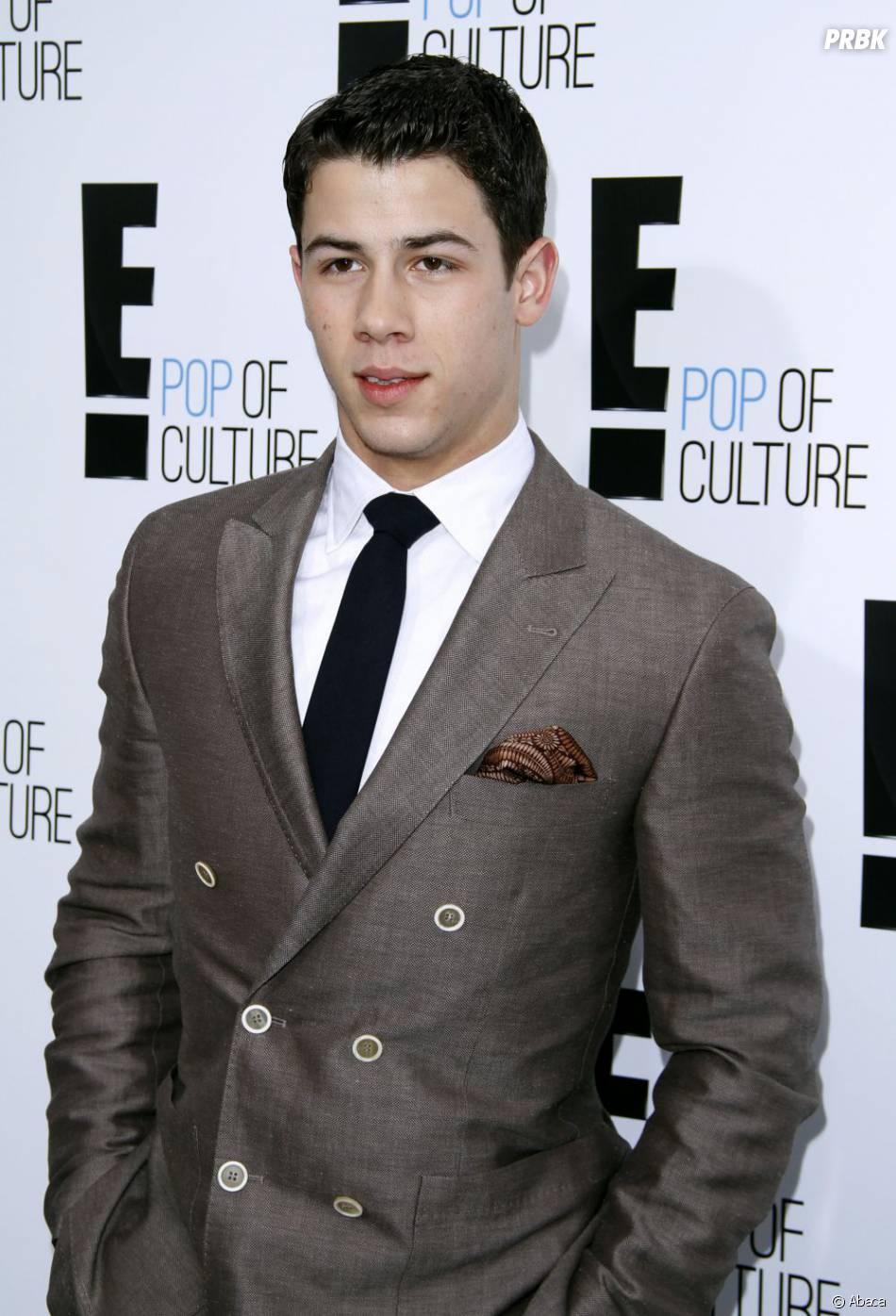 Nick Jonas à New York, le 30 avril 2012