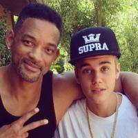 """Justin Bieber : face aux polémiques son """"oncle Will Smith"""" le défend"""