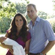 Kate Middleton, Prince William et Prince George : premières photos officielles et décontractées en famille