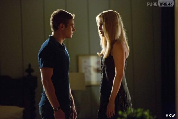 The Vampire Diaries saison 5 : Rebekah et Matt au coeur d'un plan à trois