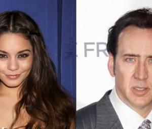 Vanessa Hudgens et Nicolas Cage : en promotion pour la sortie du film The Frozen Ground