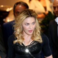 Madonna se prend pour Joey Starr à Rome : grill en or au programme