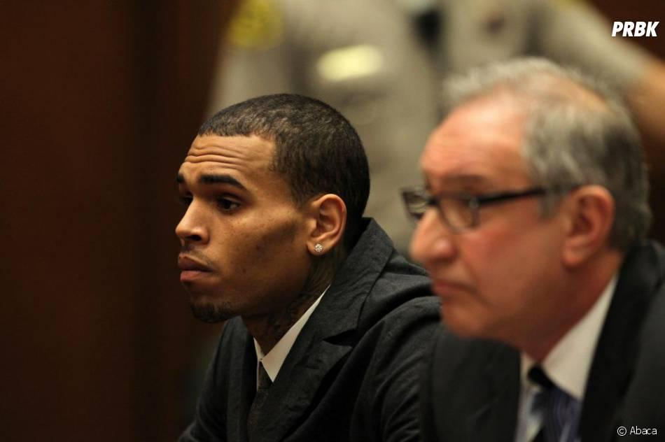 Chris Brown : va devoir faire 1 000 heures de travaux d'intérêt général.