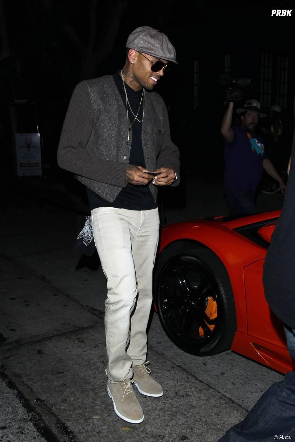 Chris Brown va devoir travailler dur.