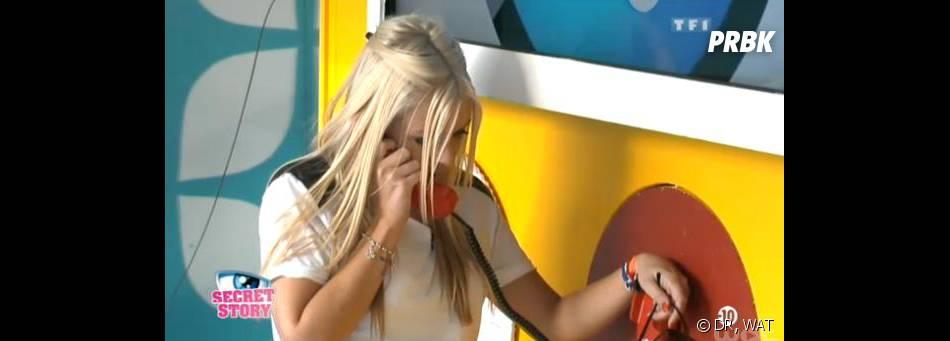 Secret Story 7 : la rupture entre Alexia et Vincent.