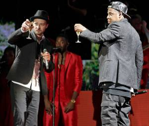 Jay-Z a organisé l'after party des MTV VMA 2013