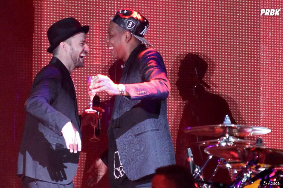 Jay-Z avait invité Justin Timberlake à l'after party des MTV VMA 2013