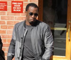 P.Diddy frôle la bagarre avec J.Cole à l'after party des MTV VMA 2013