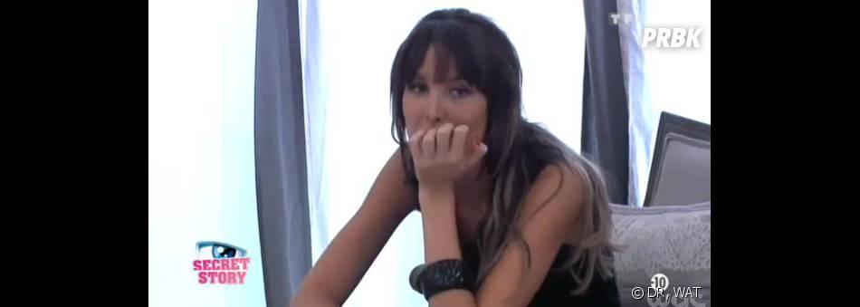 Secret Story 7 : Marie Garet pense que Stéphanie est sous le charme.