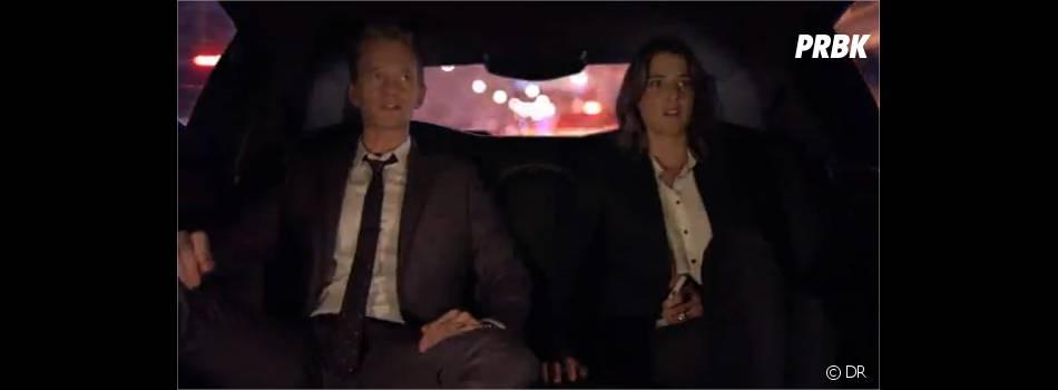 How I Met Your Mother saison 9 : Barney et Robin