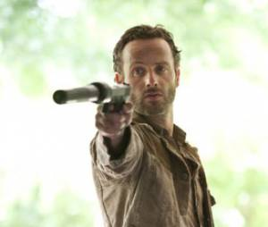 The Walking Dead : Andrew Lincoln dans la saison 3
