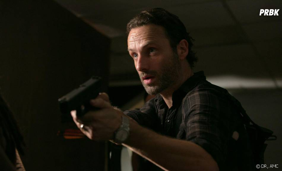 The Walking Dead : Andrew Lincoln incarne Rick