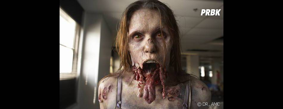 The Walking Dead : Andrew Lincoln allergique aux zombies